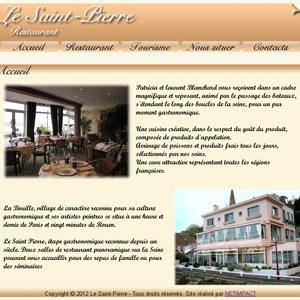 Restaurant Bouille Saint Paul